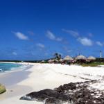 Aruba water temperature