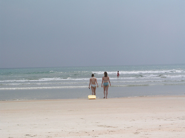 Daytona Beach Water Temperature December