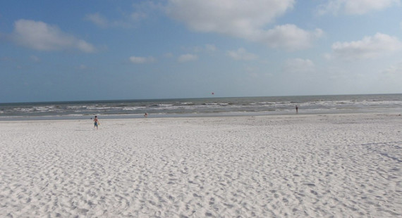 Gulf Of Mexico Water Temperature Fort Myers Beach