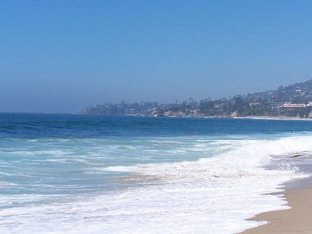 Laguna Beach Temp
