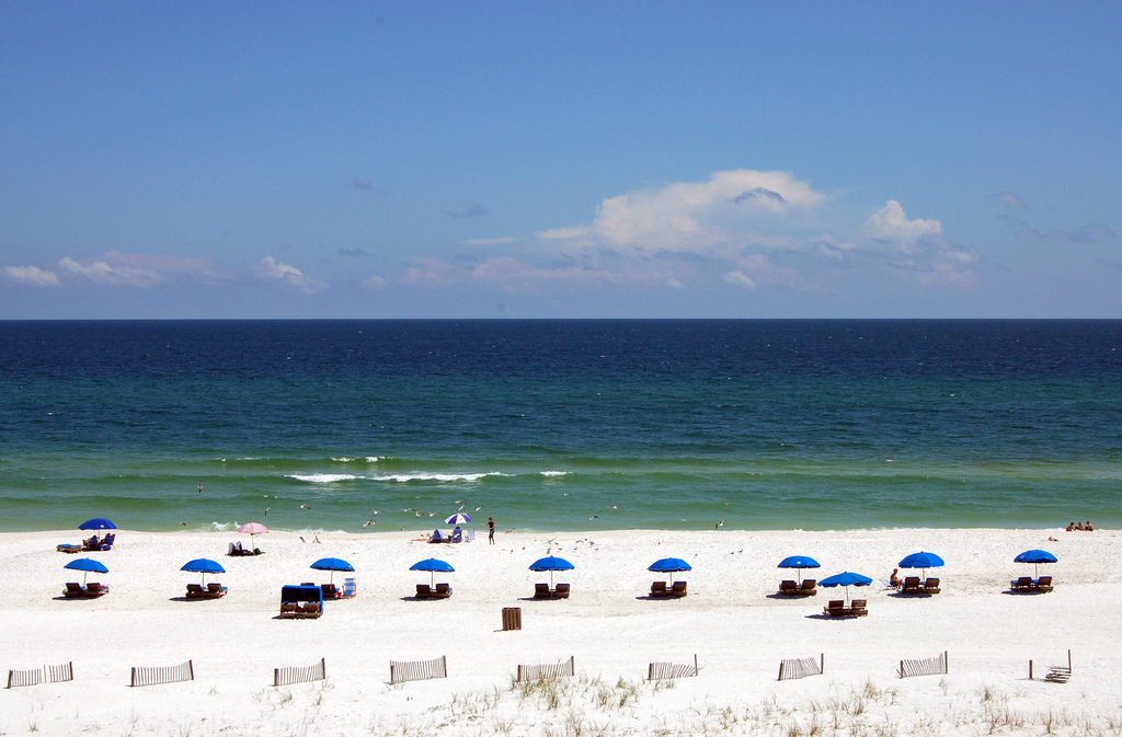 Pensacola Beach Fl Weather In September