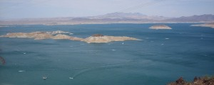 Lake Mead Water Temperature